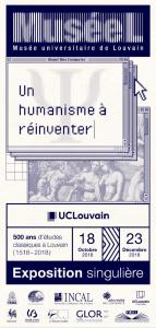 Flyer - Un humanisme à réinventer